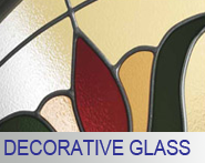 Decorate Glass Fitting